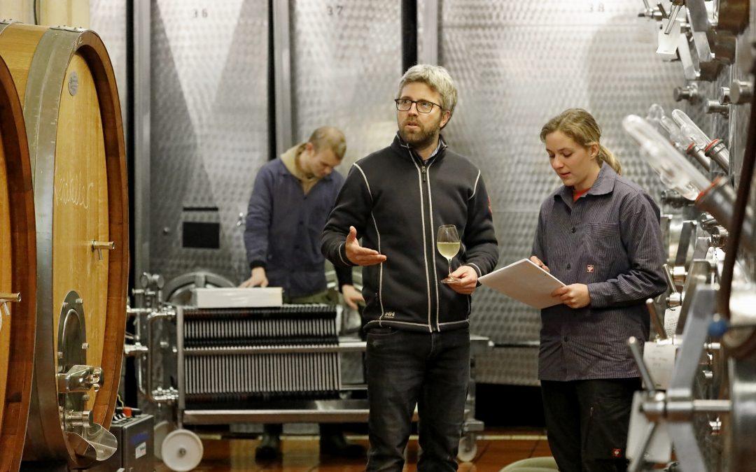 Weinprobe mit Jochen Schmitt – online